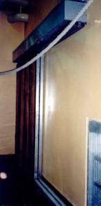Állatkerti áteresztó ajtók Főemlős Ház