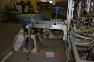 Felmosó MOP gyártó berendezés